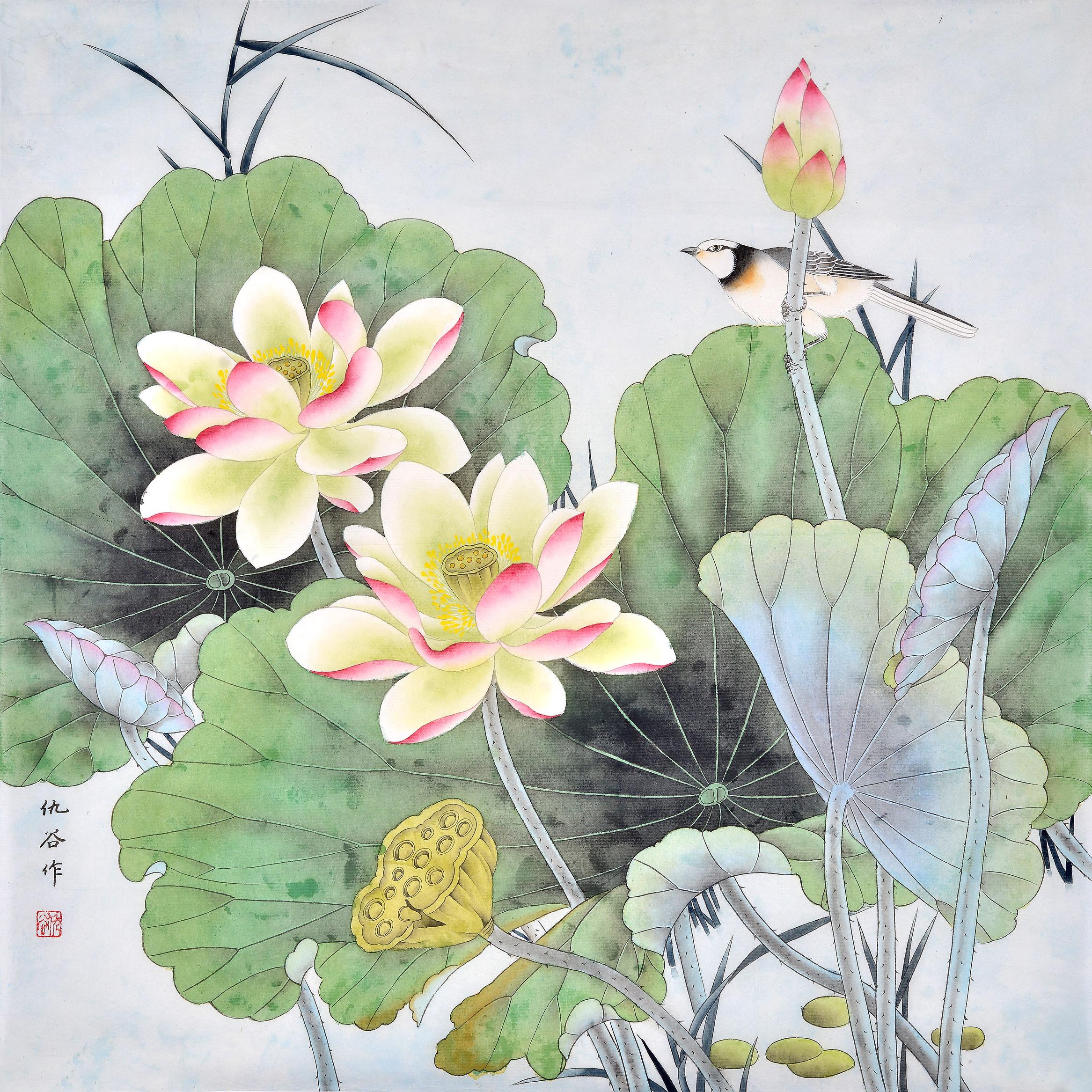 客厅挂花鸟画有哪些风水讲究