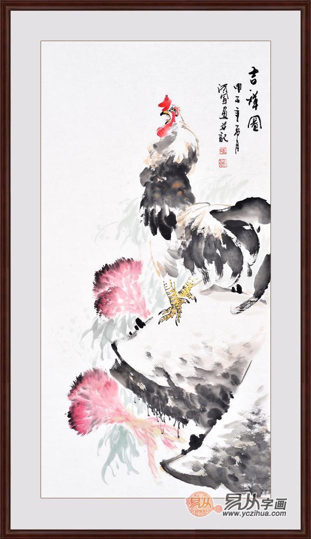 擅长画鸡的画家有哪些